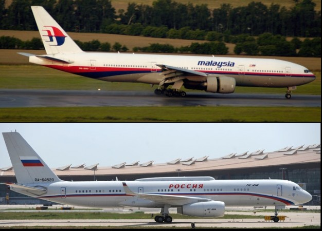 Conspiracy theory claims that Russian President Putin's jet was the intended target, not MH17.