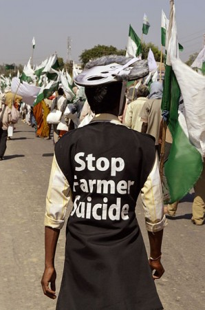 Suicides in Farmers rose