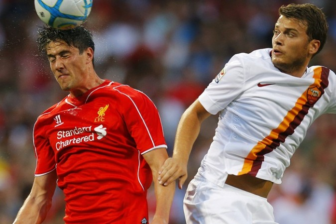 Martin Kelly and Adem Ljajic