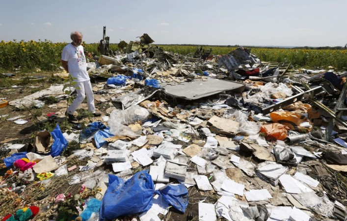 The international military mission to secure the site where the Malaysian Airlines Flight MH17 went down, has been ruled out.