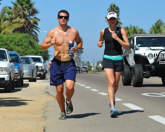 running, exercise