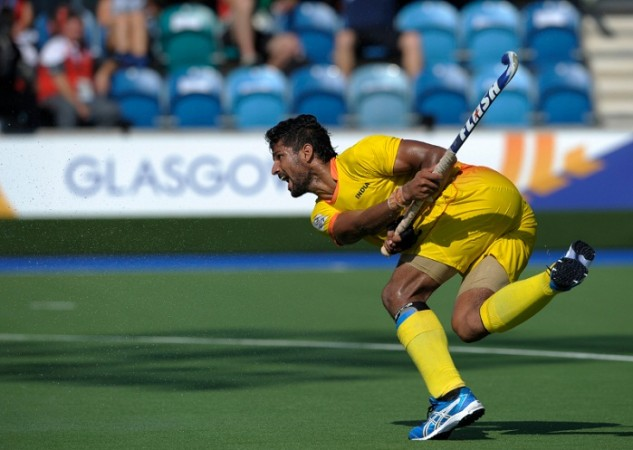 Rupinder Pal Singh Hockey