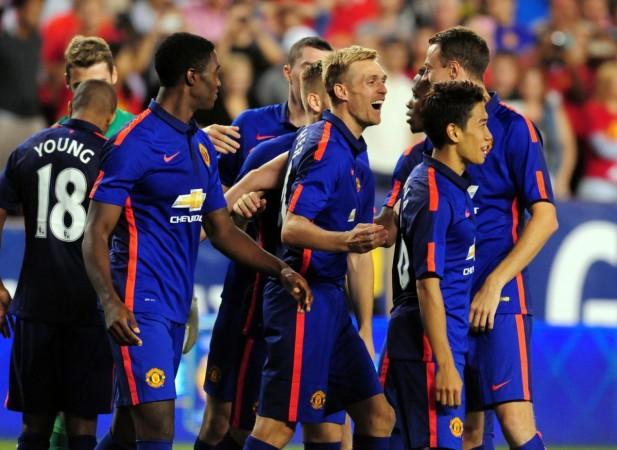 Manchester United vs Inter Milan