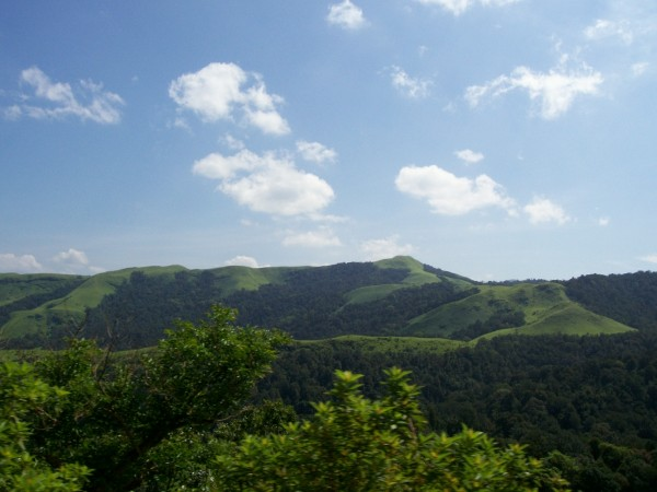Kudremukh National Park.