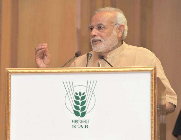 Narendra Modi-ICAR