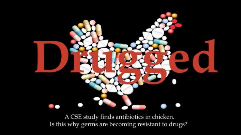 Antibiotic Chicken