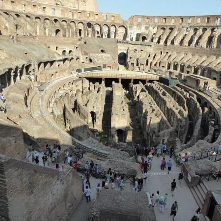 Amphitheater Colosseum