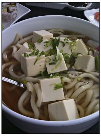 Tofu, soy
