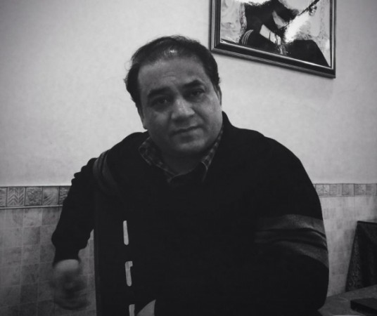 Uighur scholar and rights advocate Ilham Tohti