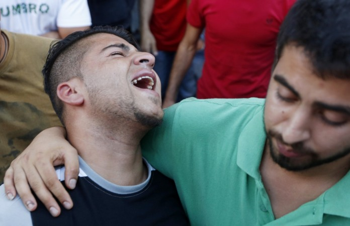 Israel has intensified its attack on Gaza after one of its soldiers went missing and the 72-hour ceasefire collapsed.