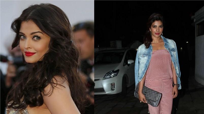 Aishwarya Rai Bachchan and Priyanka Chopra
