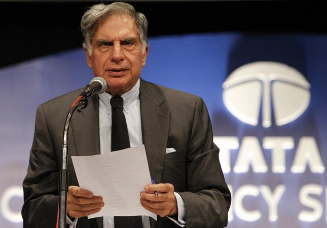 Tata criticizes older Indian airlines as competition heats up