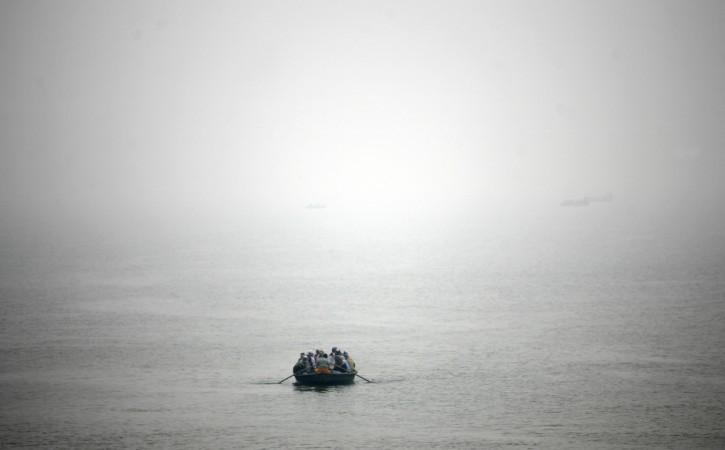 Varansi boat capsized