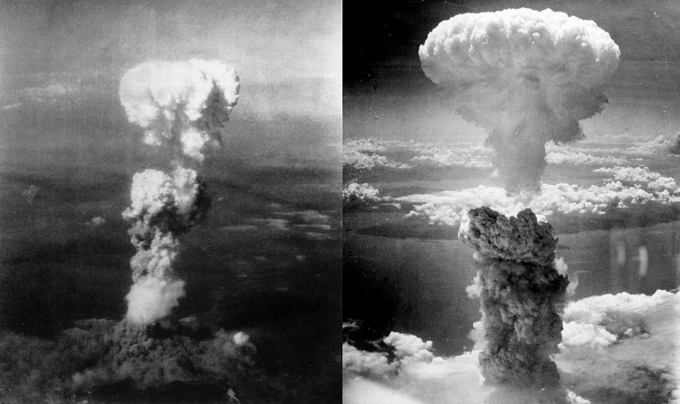 It is 69 years since the day on 6 August 1945 when the United States dropped an atom bomb on Hiroshima.