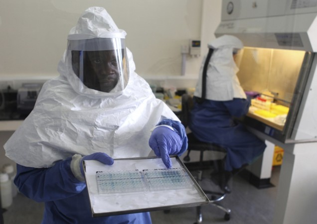 Ebola sample