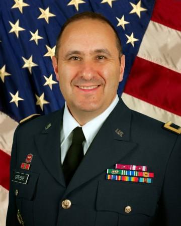 US General Harold Greene