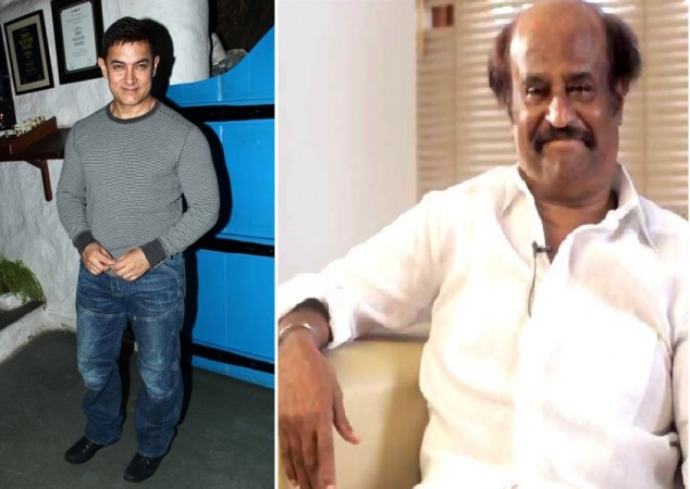 Aamir-Rajinikanth