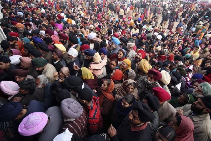 Clash in Haryana