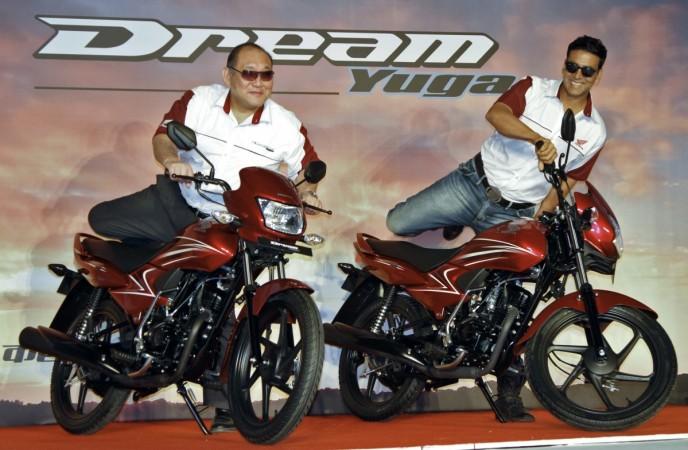 Honda Dream Series Motorcycles Breaches 10 Lakh Milestones