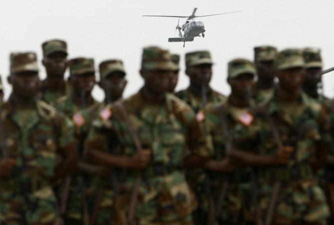 Ebola Army