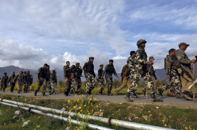 BSF soldier released