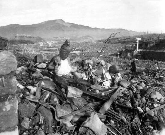 Nagasaki Nuclear Attack