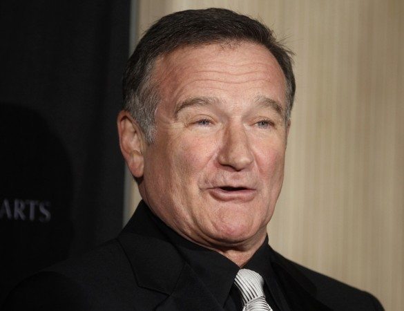 Robin Williams at the British Academy of Film and Television Arts Los Angeles  Britannia Awards in Beverly Hills