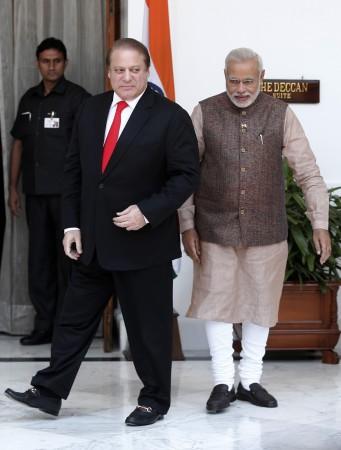 Narendra Modi on Pakistan