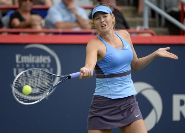 Maria Sharapova Forehand