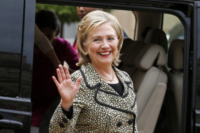 President Barack Obama and former Secretary of State Hillary Clinton will be 'partying' together on Wednesday.