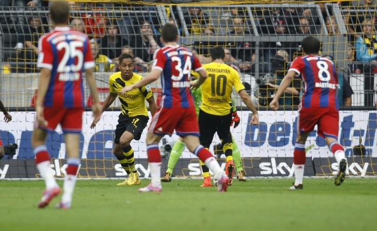 Borussia Dortmund vs Bayern Munich