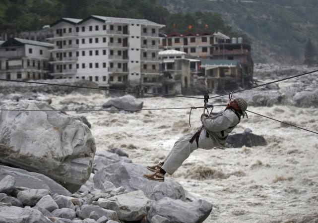 Flood, Landslide