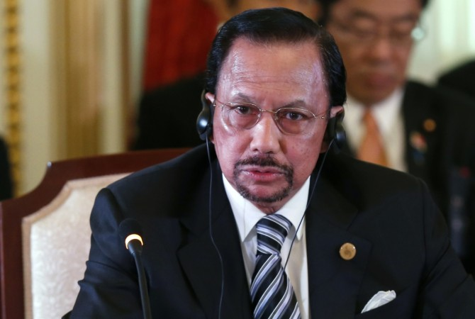 Sultan of Brunei- Hassanal Bolkiah