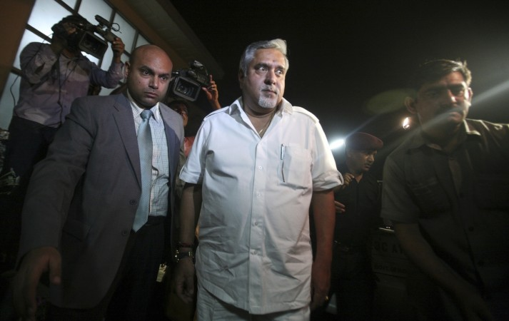 Kingfisher and UB Group chairman Vijay Mallya