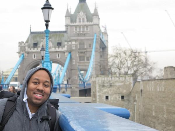 Travel blogger  Erick Prince-Heaggans