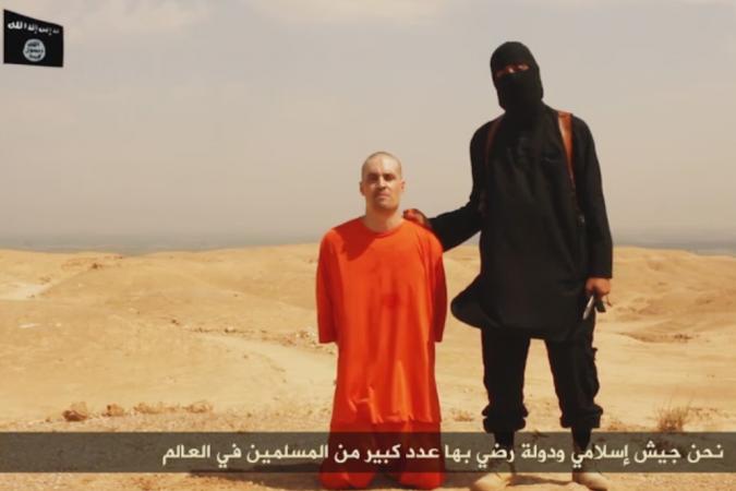 IS beheads US journalist