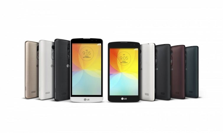 LG L Series Fino and Bello Mid-Range Smartphones Launched