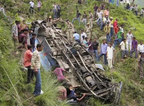 Bus Accident Himachal Pradesh