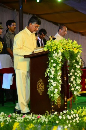 Andhra Pradesh Chief Minister