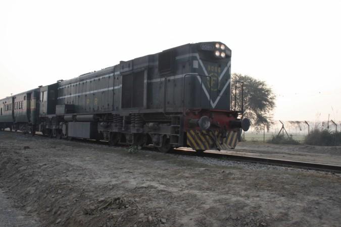 Samjhauta Express