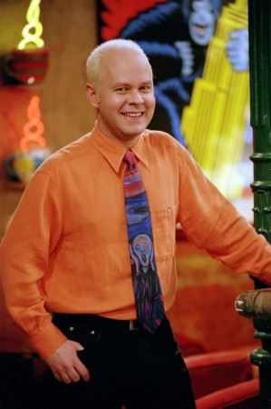 Gunther, the manager of Central Perk