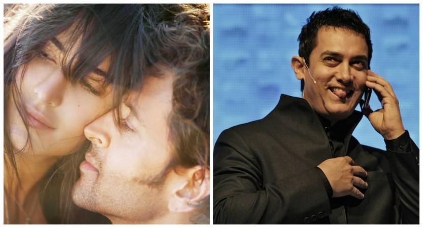 'Bang Bang': Aamir Khan Envies Hrithik Roshan but Praises ...