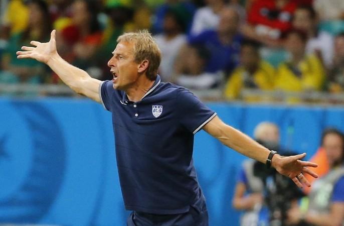 Jurgen Klinsmann USA