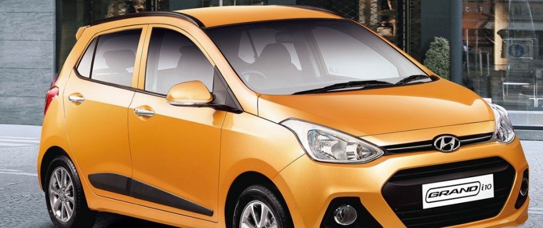 hyundai launches grand i10 sportz edition in india price feature details. Black Bedroom Furniture Sets. Home Design Ideas