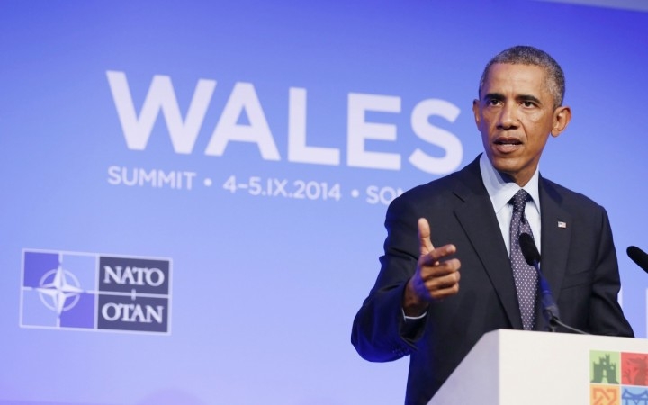 Obama has assembled nine NATO nations who are willing to join the United States to tackle Islamic State.