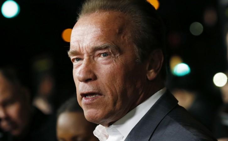 WrestleMania 33 surprises: 5 ways McMahon can make WWE ... Arnold Schwarzenegger