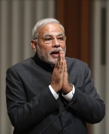 Narendra Modi, Radio