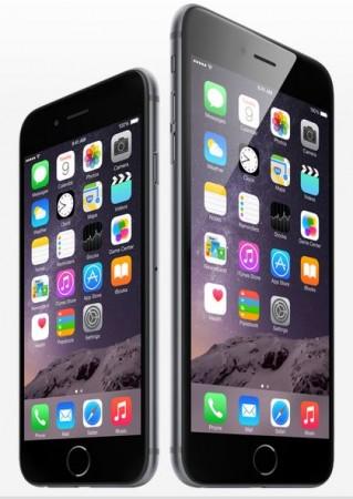 Apple iPhone 6, Plus Series Smartphones