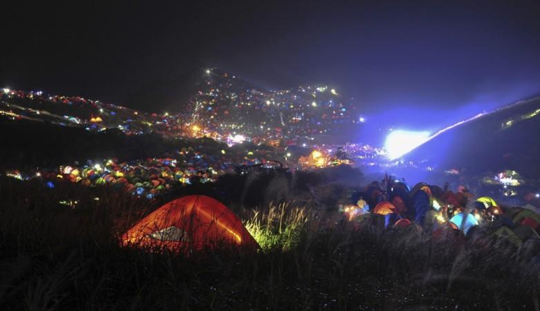 Camper gets Injured While Sleepwalking, falls 60 feet down a cliff