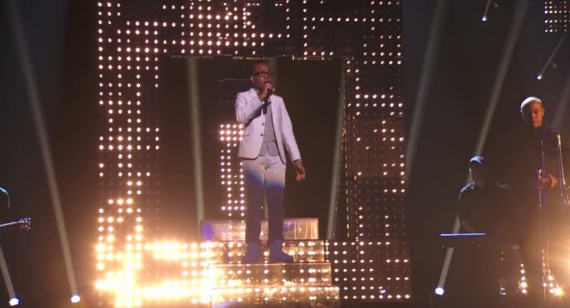 Quintavious Johnson on America's Got Talent 2014